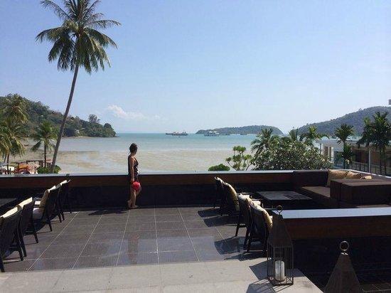 Crowne Plaza Phuket Panwa Beach: lobby