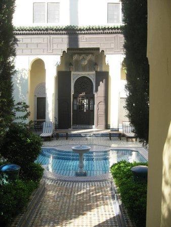 Sofitel Fes Palais Jamai : Ausblick