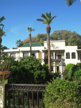 Sofitel Fes Palais Jamai : Appartments