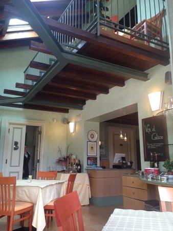 Ristorante Il Bacher: Entrance view