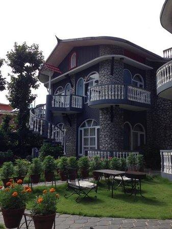 Hotel Kantipur Pokhara: 別棟