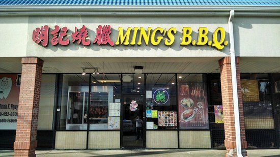 Ming's Bar B Q Restaurant & Peking Duck House