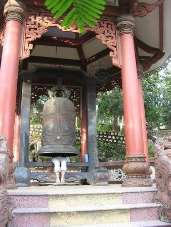 Long Son Pagoda : Колокол