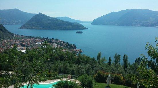 Agriturismo El Giardi: Panorama