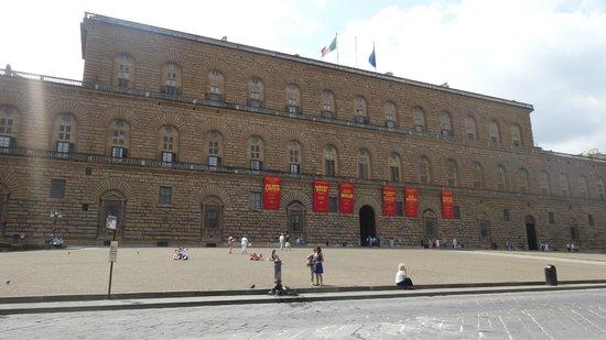 Palais Pitti : Дворец