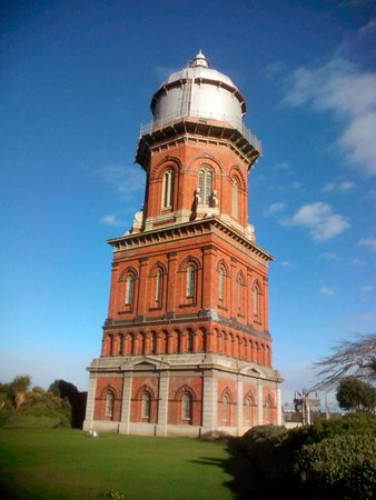 Invercargill Water Tower : Water Tower