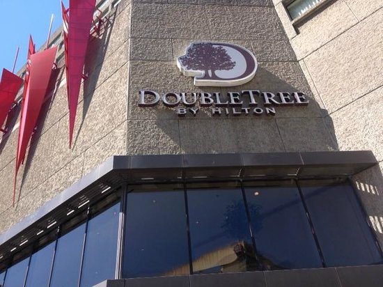 DoubleTree by Hilton Nashville-Downtown: Double Tree Downtown