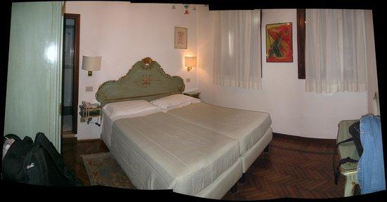 Hotel Serenissima: Room 152