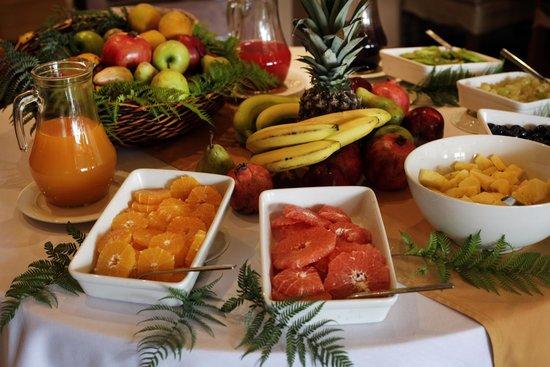 Enjoy Puerto Varas: Desayuno Buffet