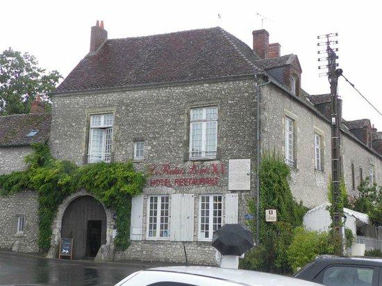 Relais Louis XI - hotel : RELAIS LOUIS XI
