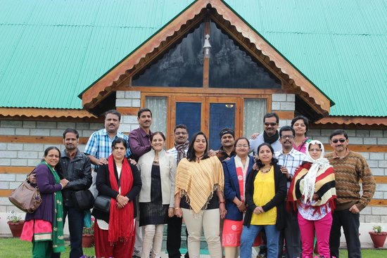 The Holiday Resorts Cottages & Spa: Manali Group