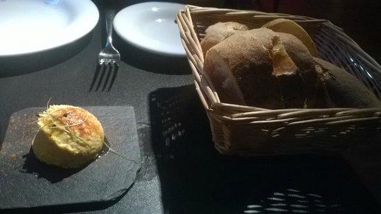 Cornucopia: aperitivo-pan 2 €/persona