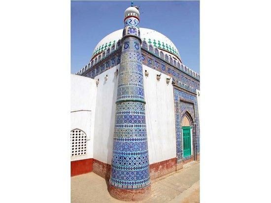 Shrine Khawaja Awais Kagha