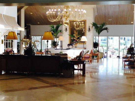 Saddlebrook Resort Tampa: Lobby