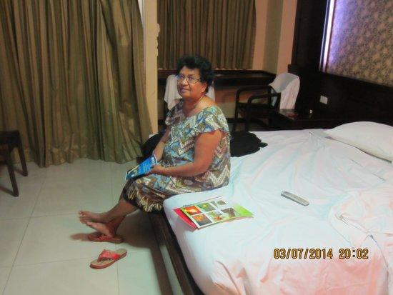 Convenient Park Bangkok: Nice room