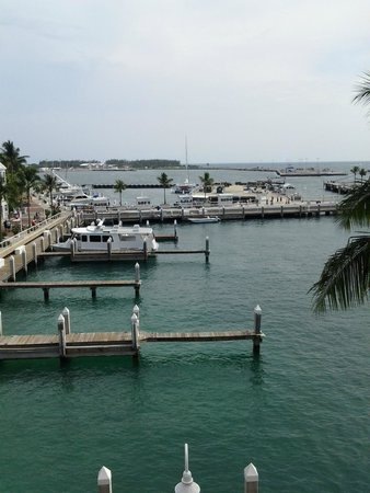 The Westin Key West Resort & Marina : view from our room