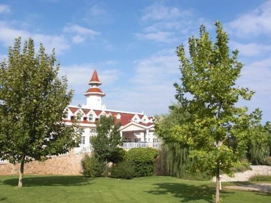 Gardaland Hotel : отель