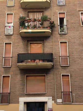 B&B Roma Gianicolense: Exterior