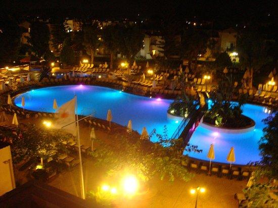 Atlantica Princess Hotel: View from room