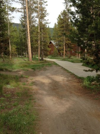 Headwaters Lodge & Cabins at Flagg Ranch : Cabins