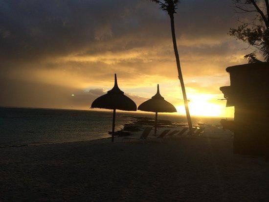 Ambre Resort & Spa: Sunrise