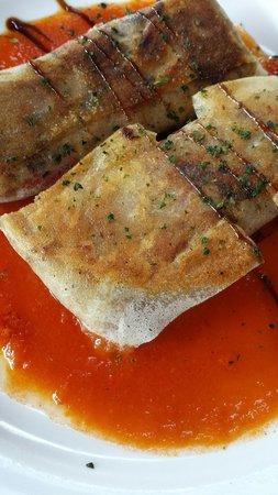 Toki Alai Jatetxea : Brick de morcila de Burgos