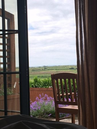 Trump International Golf Links & Hotel: Farm view from suite #20