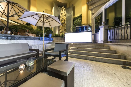 InterContinental Madrid: Chill out