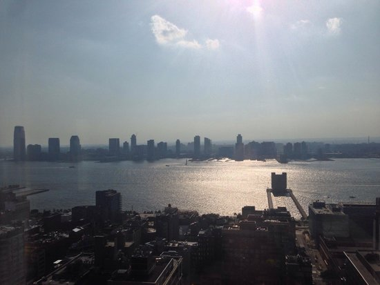 Trump SoHo New York: Incredible views from the 38th floor