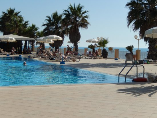 Demetra Resort: Pool at sister hotel