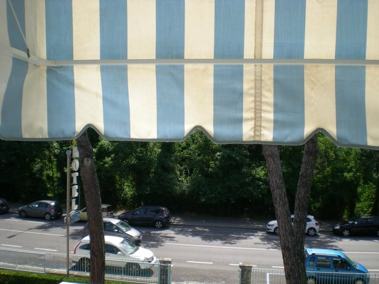 Hotel Riviera Blu : Balcony