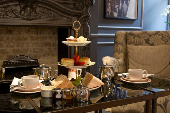 Morton Hotel: Traditional Afternoon Tea