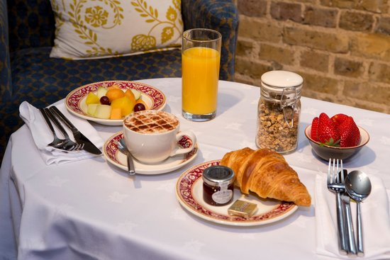 Morton Hotel: Continental Breakfast
