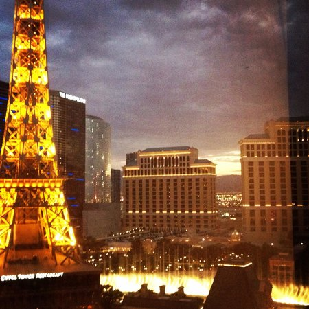 Bally's Las Vegas : View from jubilee towers