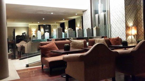 Heritage Avenida Liberdade: entrance and lounge