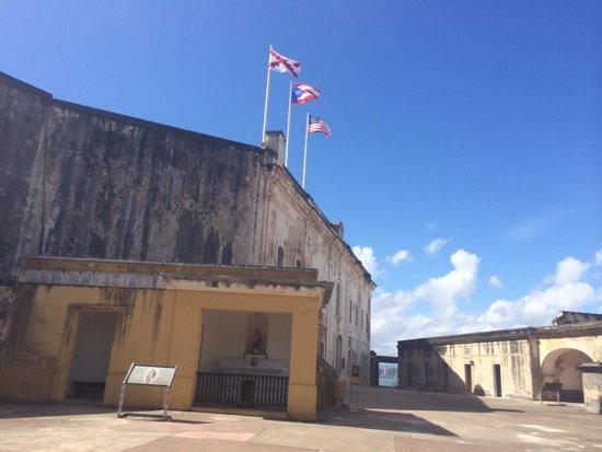 Historische Stätte/Festung von San Juan: San Juan Fort