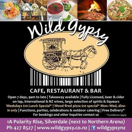 wild gypsy ad