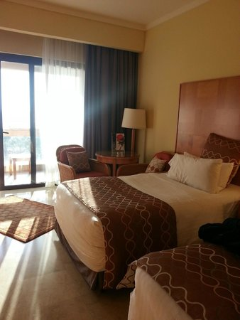 InterContinental Aqaba Resort: Twin room