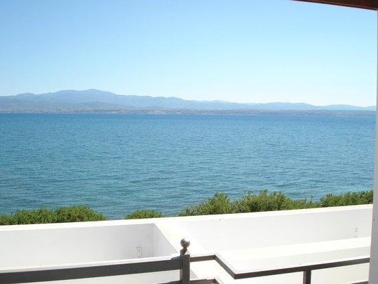Negroponte Resort Eretria : Autre vue de la chambre.
