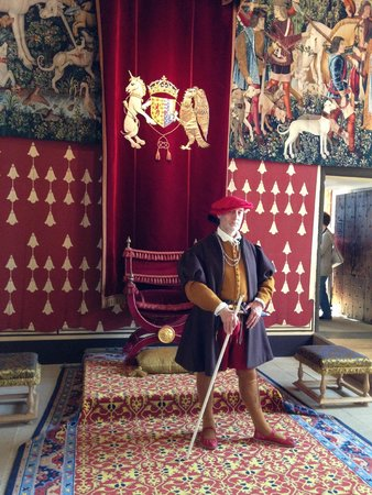 Stirling Castle: Courtier