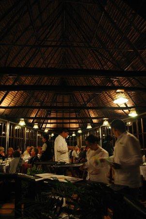 Inkaterra Machu Picchu Pueblo Hotel : Restaurant
