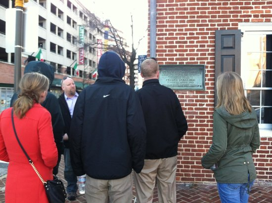 Charm City Food Tours: The Star-Spangled Banner Flag House, Baltimore
