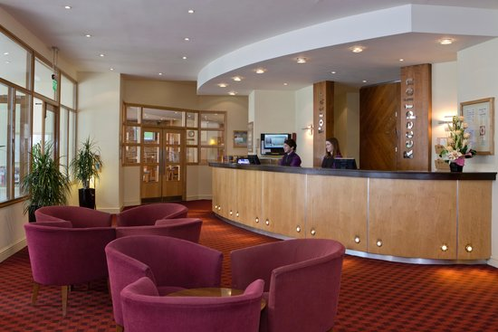 Bedford Hotel: Reception