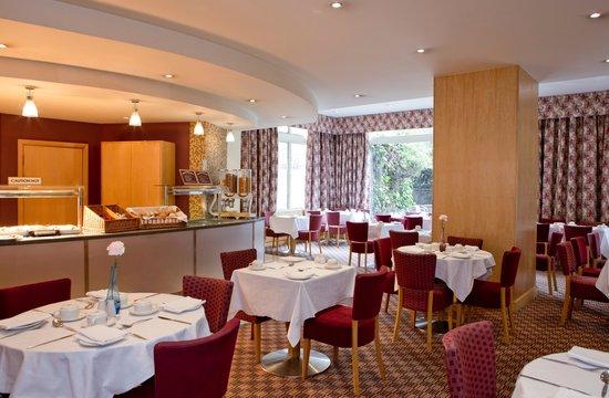 Bedford Hotel : Garden Restaurant