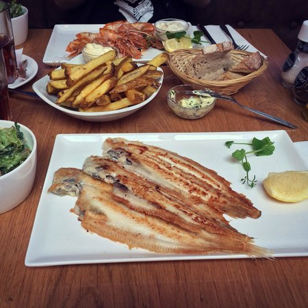 The Seafood Bar: Lemon Sole