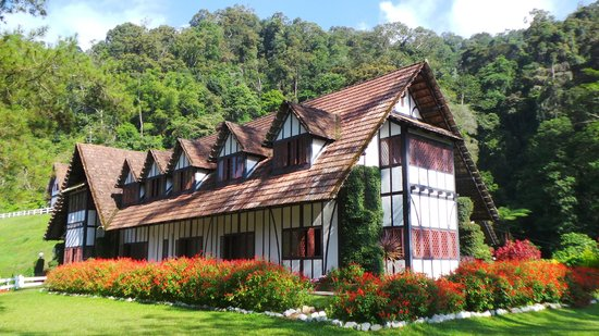 The Lakehouse, Cameron Highlands: Lovely Tudor Architecture