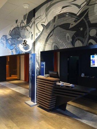 Novotel Milano Linate Airport : Foyer