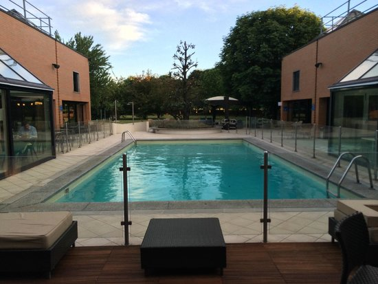 Novotel Milano Linate Airport: Pool