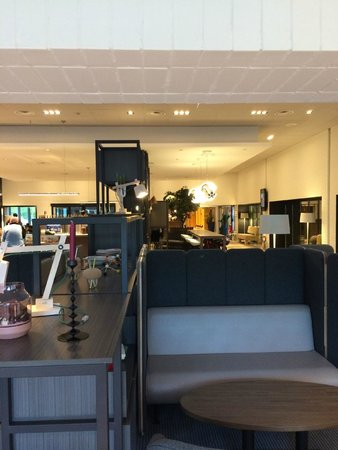 Novotel Milano Linate Airport : Bar and Foyer