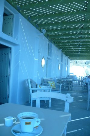 Katharos Lounge: Katharos Beach Cafe
